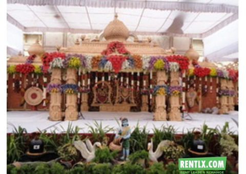 Flower Decorators on Hire in Hyderabad