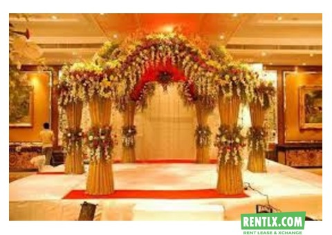 Flower Decorations service on Rent in Hyderabad
