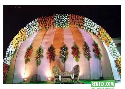 Party & Wedding Flower Decorators on Hire in Hyderabad