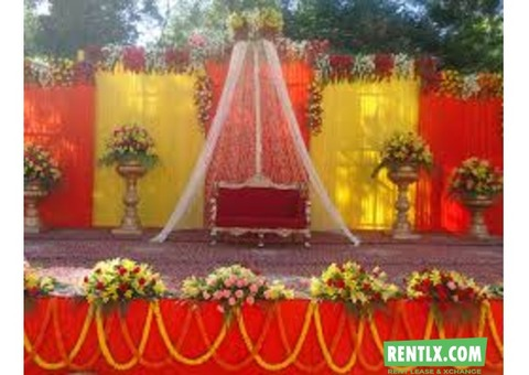 Stage Decorators on Rent in HYderabad