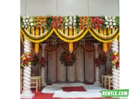 Flower Decorators on Hire in Chennai