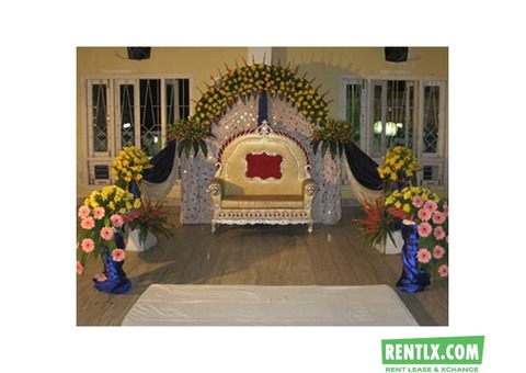 Stage Decorators on Rent in Chennai