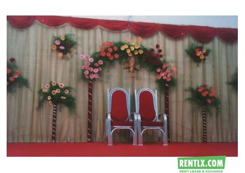 Wedding Decorators and Florists in Chennai