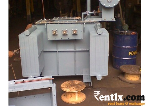 500 Kva 6000v/433v Transformer Available on rent