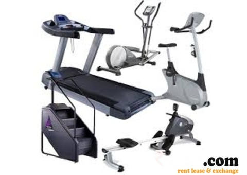 Fitness Equipment and Repair on Rent in Jaipur
