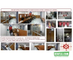 1000 sqft office on rent at andheri east parshv business center