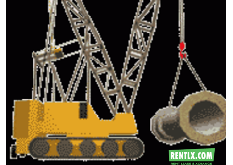 Cranes & Forklifts for Rent in Bangalore