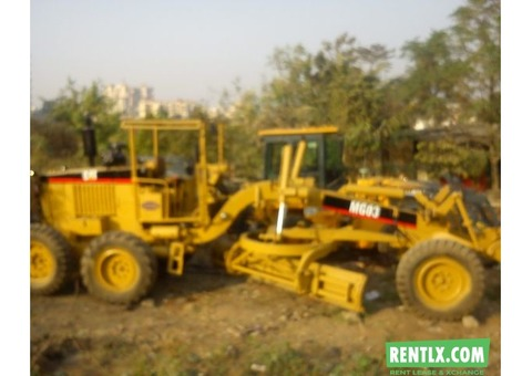 MOTOR GRADER on Rent in Mumbai