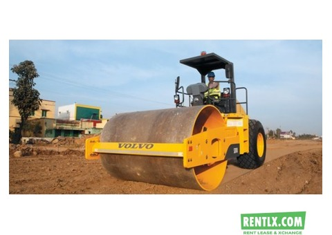 Soil Compactor SD110 Volvo on Rent n Delhi