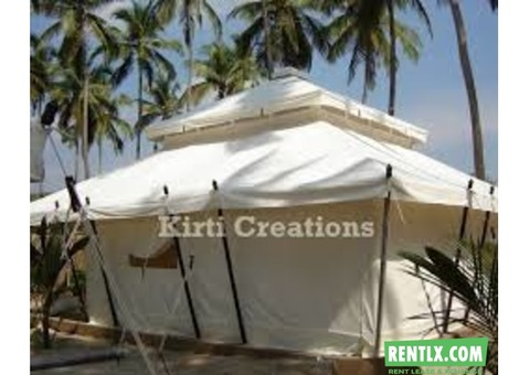 Mughal Tents for Rent in Bani Park Jaipur
