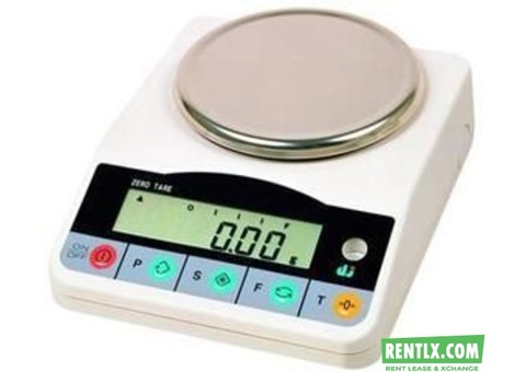 Weighing Systems & Weights On Rent in Bhopal