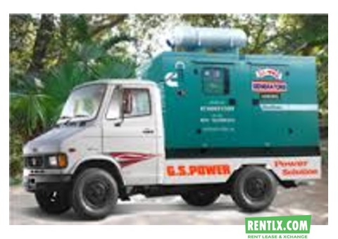 Generator Van on Rent in Mumbai