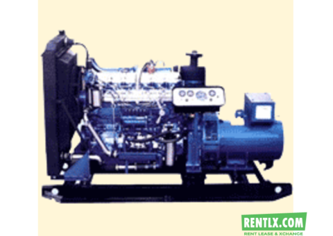 Generator on rent in Uttarakhand