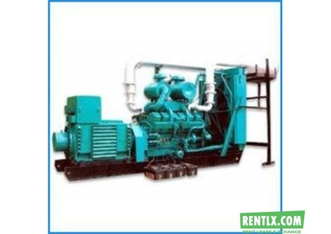 Power Generators On Rent in Chennai