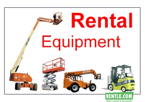 Cranes on rent in Silvassa