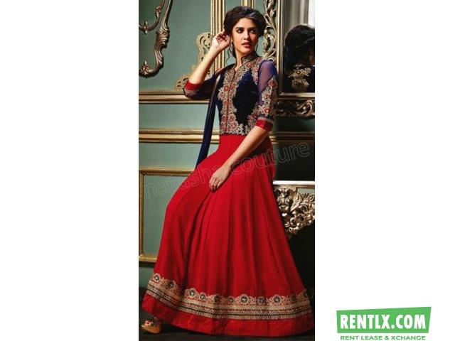 Designer Gowns on Rent in Lajpat Nagar Delhi New Delhi ✭ Rentlx.com ...