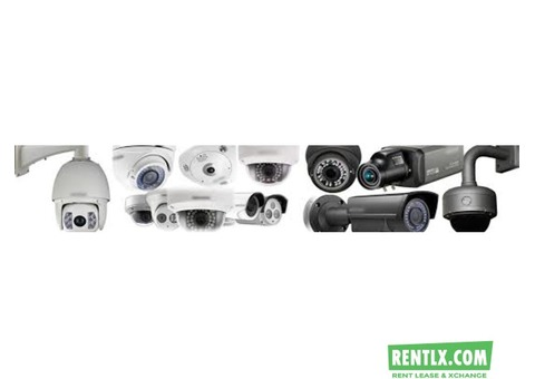 CCTV cameras On Hire in Jaipur