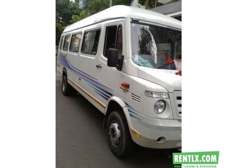Traveler 17 Seater Hire For  Mumbai Darshan