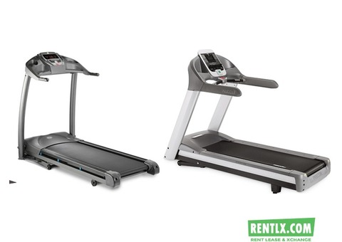 Motorised Treadmill on Rent in South and West Delhi