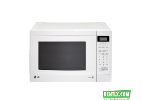Microwave oven on rent in Chennai