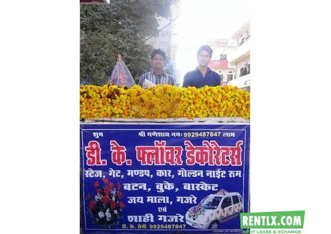 Flower Decorators in Mansarovar, Jaipur