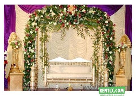 Wedding Flower Decoration in Mumbai
