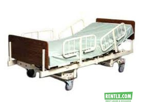 Hospital Bed On Rent in Dehli