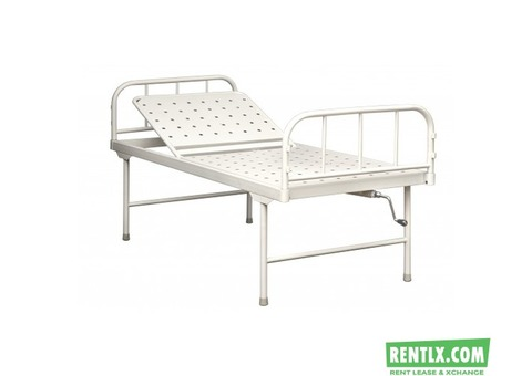 Hospital beds for patient use on rent in Jaipur