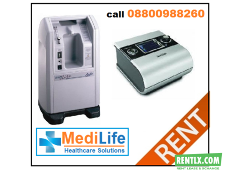 Medical Equipment on Rent in Delhi