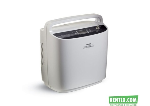 Oxygen Concentrators  on Rent in Jaipur