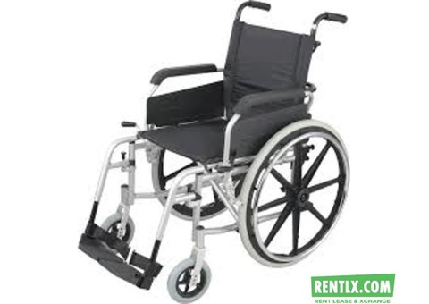 Wheelchair for rent in Bangalore
