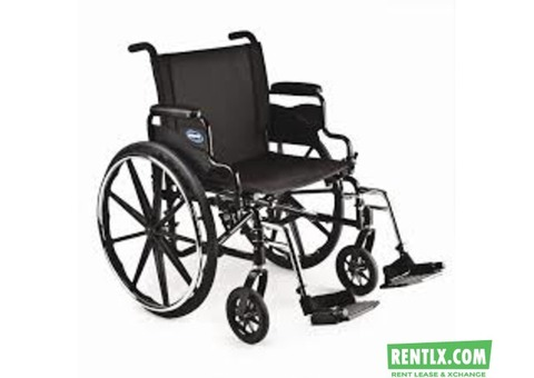 Electric Wheelchair on Hire in Bangalore