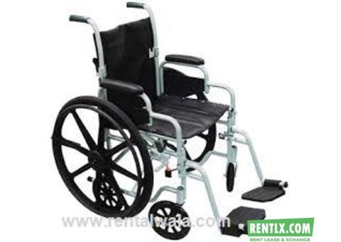 Wheelchair On Rent in Delhi