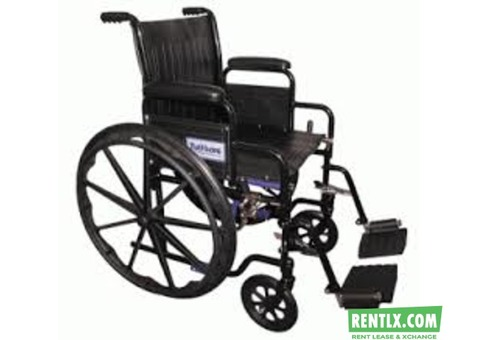 Wheel Chair on Rent in Pune