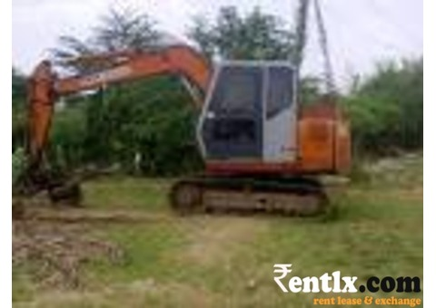 TATA BITACHI EX70 on rent