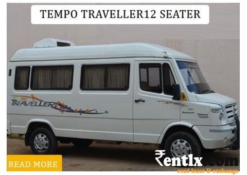 Tempo Traveller on Rent in Delhi with Saitourist