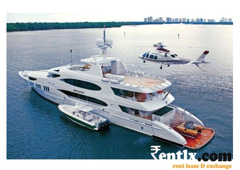Boats On Hire Rent