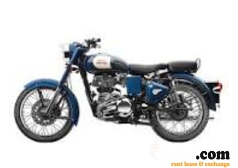 renting royal enfield in delhi