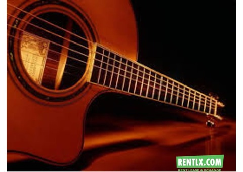 Guitar on Rent in Pune