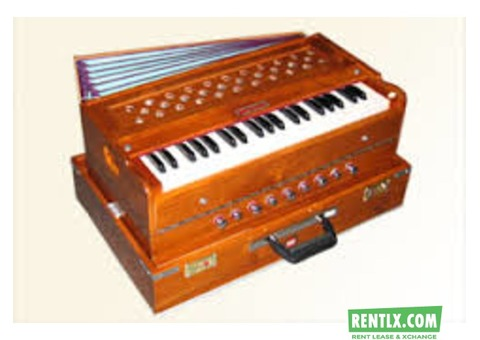 Harmonium on Rent in Subash Nagar