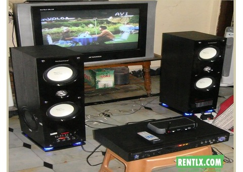 Music system on Rent in Hyderabad