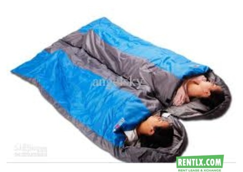 Sleeping Bag on Rent in Hauz Khas, New Delhi