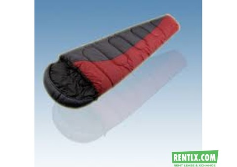 Sleeping Bag on Rent in Mumbai