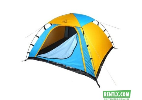 Trekking & Camping equipment's on Rent in Bangalore