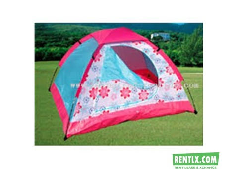 Camping Tent on Rental Mumbai