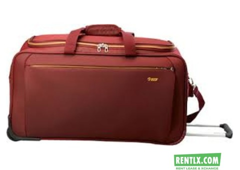 Trolley Bag on Rent in in Ahmedabad