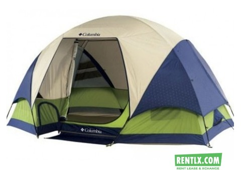 Camping, Trekking Gears, Equipment for rent in Bangalore
