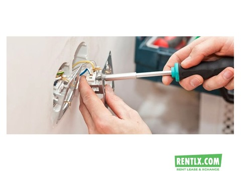 Electricians on Rent in Mumbai