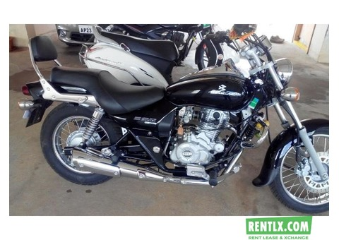 Two Wheeler on Rent