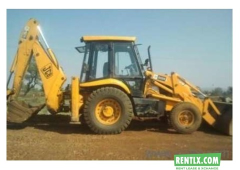 HEAVY EARTH MOVER MACHINE ON HIRE